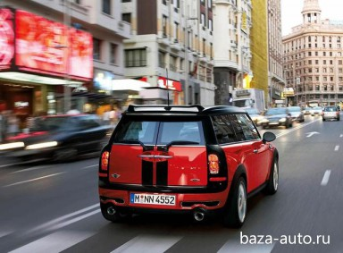 : MINI John Cooper Works clubman
