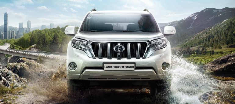 Land Cruiser Prado:
