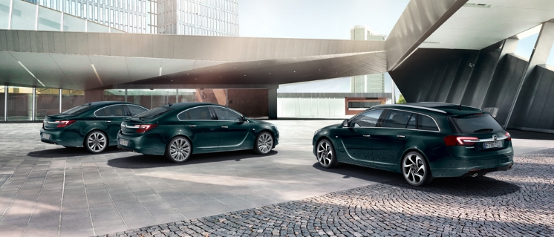 Opel Insignia Sports Tourer: все три модели