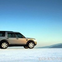 : Land Rover Discovery сбоку
