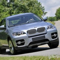 : BMW ActiveHybrid X6