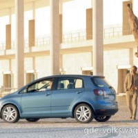 : Volkswagen Golf Plus