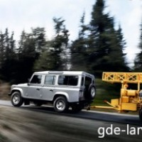 : Land Rover Defender