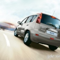 : фото Nissan Note