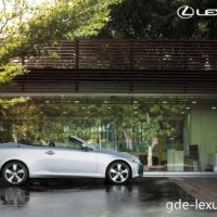 : Lexus IS250с сбоку
