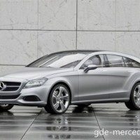 : Mercedes CLS Shooting Brake