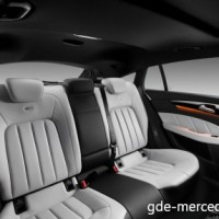 : Mercedes CLS Shooting Brake салон