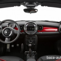 : MINI John Cooper Works coupe салон