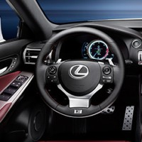: Lexus IS 250 new