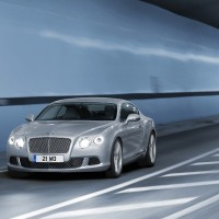 фото Bentley Continental GT: