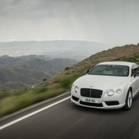 New Bentley Continental GT V8S: