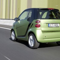 : Smart fortwo сзади