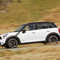 MINI Cooper SD ALL4 countryman: слева сбоку