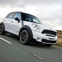 MINI Cooper SD ALL4 countryman: спереди справа