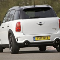 MINI Cooper SD ALL4 countryman: сзади