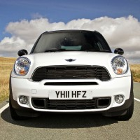 MINI Cooper SD ALL4 countryman: спереди