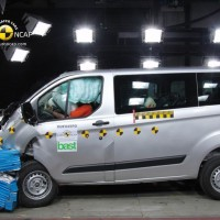 Ford Transit Custom: краш-тест